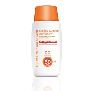 GDC Sun CC Cream sun emulsion SPF 50 ( getint)