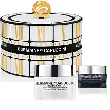 GDC Promo Golden Hours Timexpert White Correction cream SPF 20 + SRNS detox eye