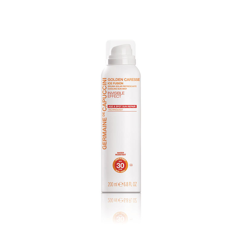 Gdc ICE Fushion SPF 30 mist water resistant