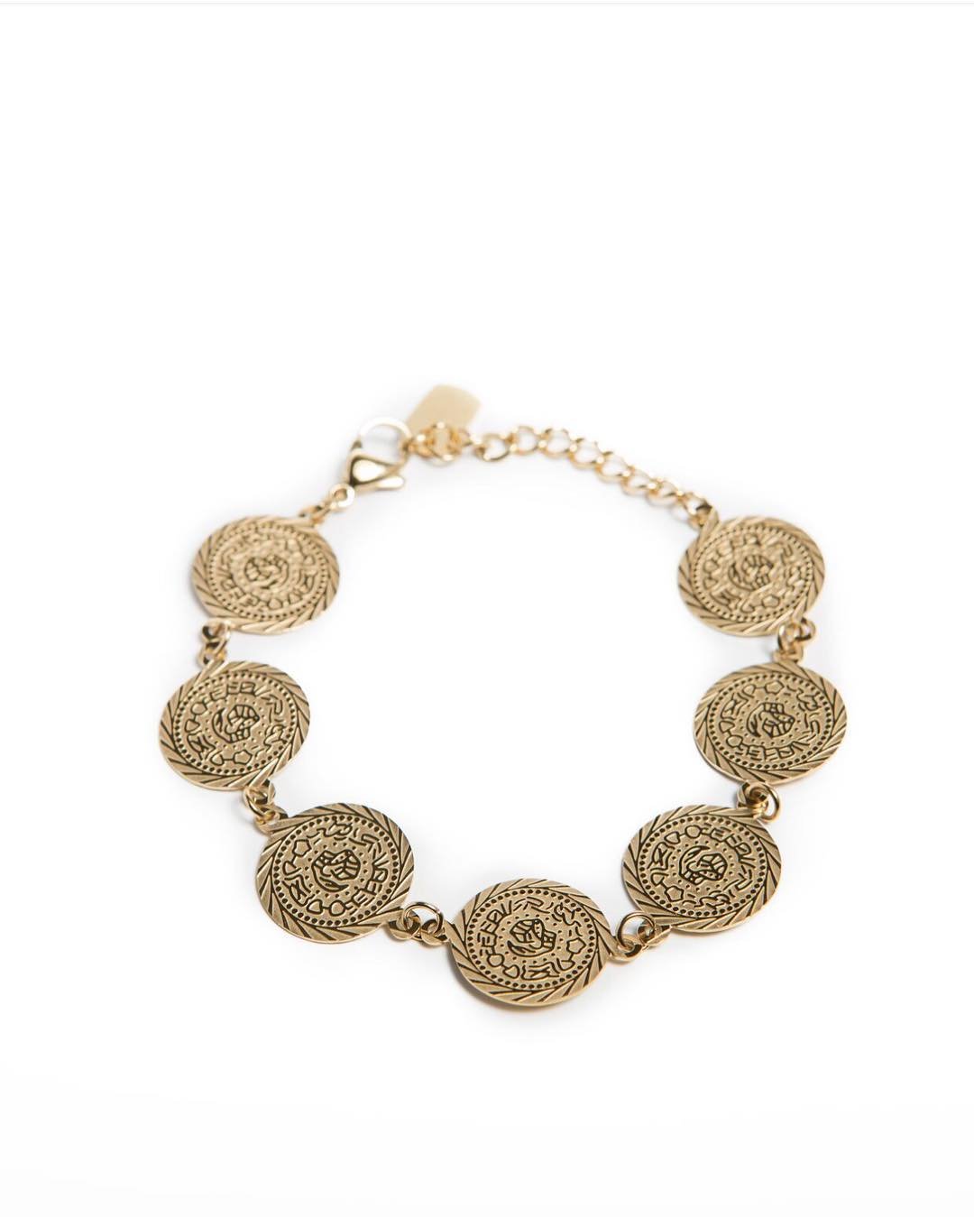 Silis The charm Gypsy gold out