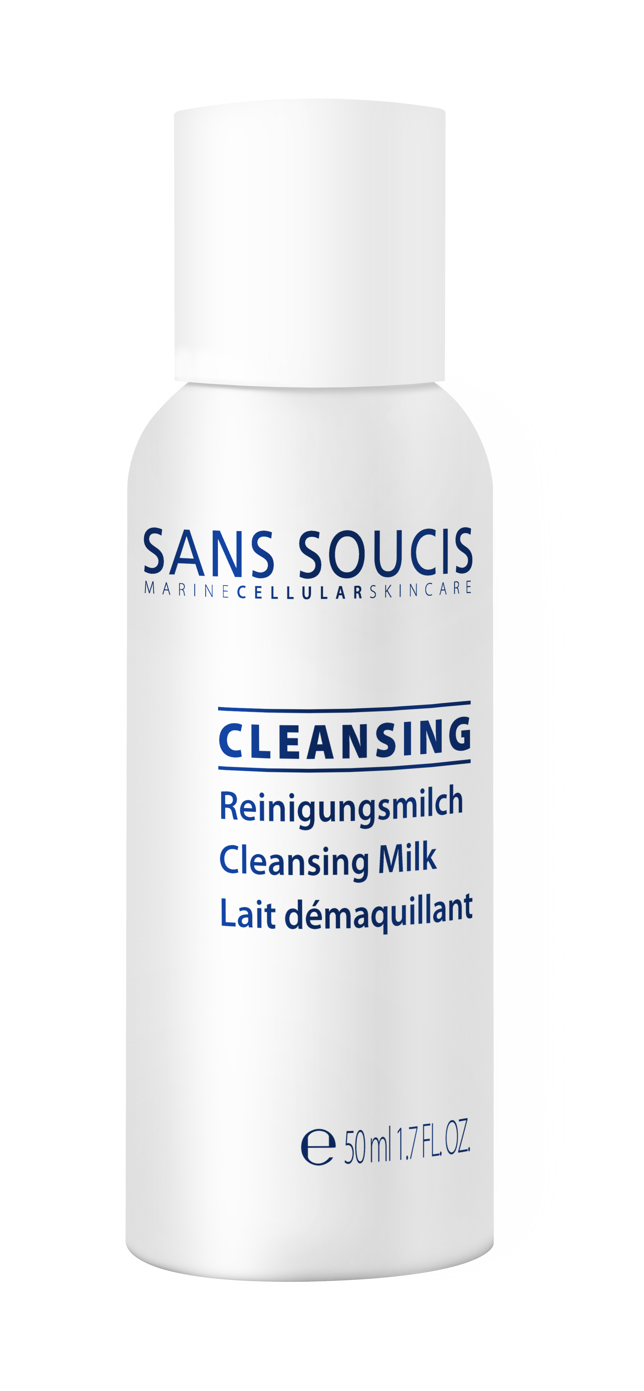 Cleansing milk travel size