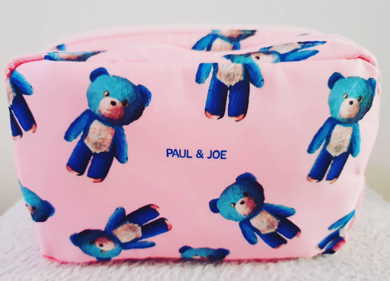 Paul & Joe Teddy Bear trousse