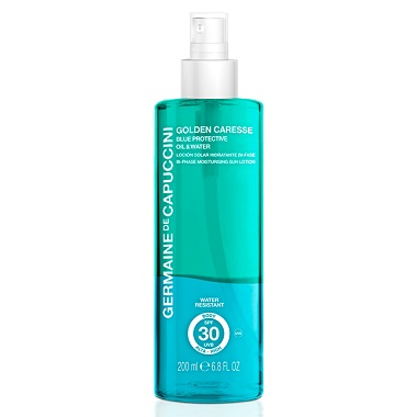 GDC Blue Protective Oil & Water SPF 30