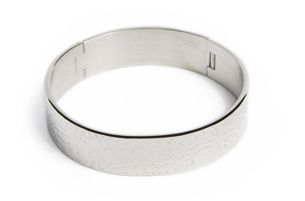 Silis The bangle xl So silver