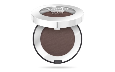 Pupa Vamp oogschaduw compact Matt 050 Dark chocolat