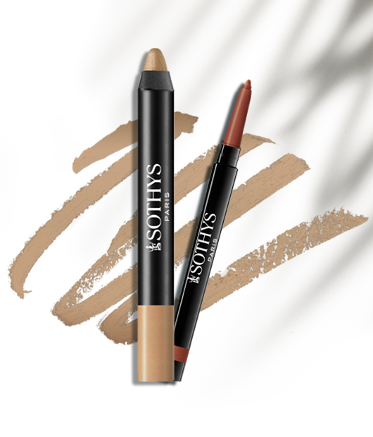 Sothys Duo Smoky yeux nr 40 Bronze & cuivre