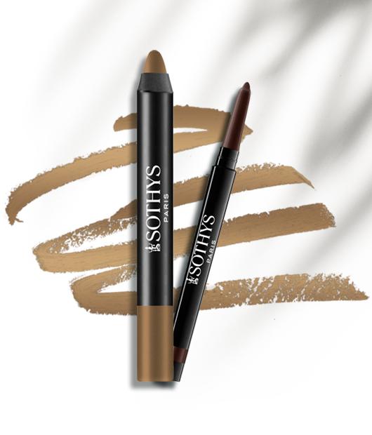 Sothys Duo Smoky yeux 30 brun & kaki Sumba