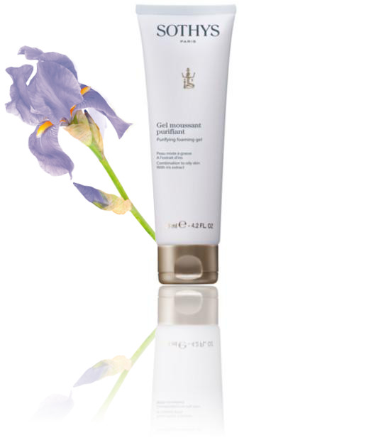 Sothys Gel moussant purifiant reinigingsgel onzuivere acne huid