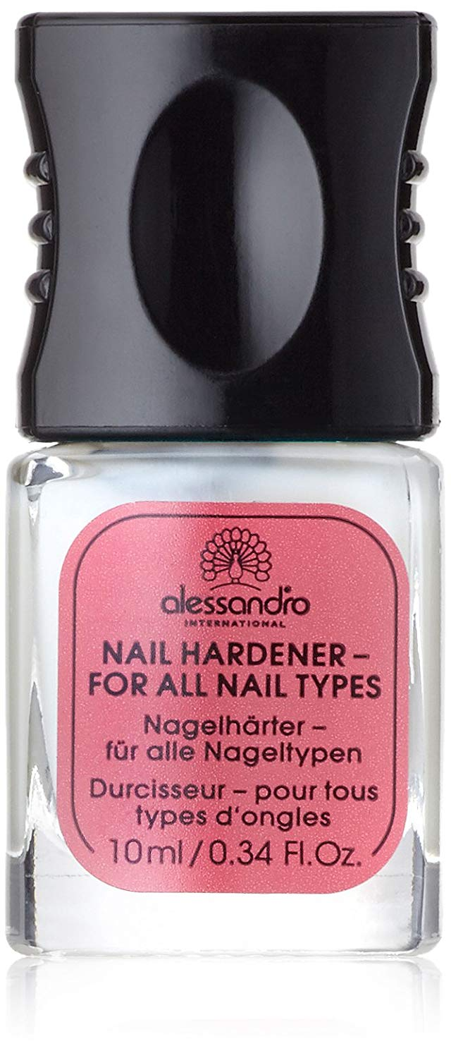 Alessandro Nail hardner voor alle nageltypes