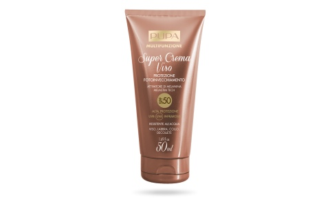 Pupa super face Cream photo ageing protection SPF 50