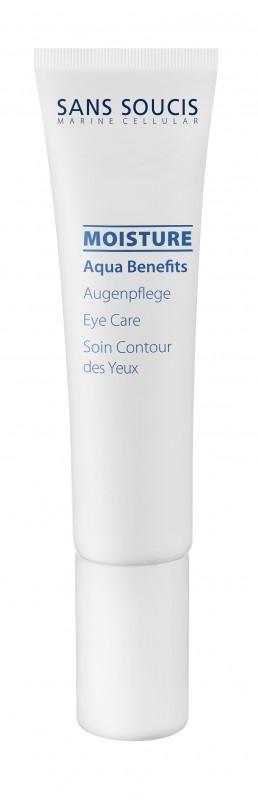 Sans Soucis Moisture Aqua Benefits Eye Care