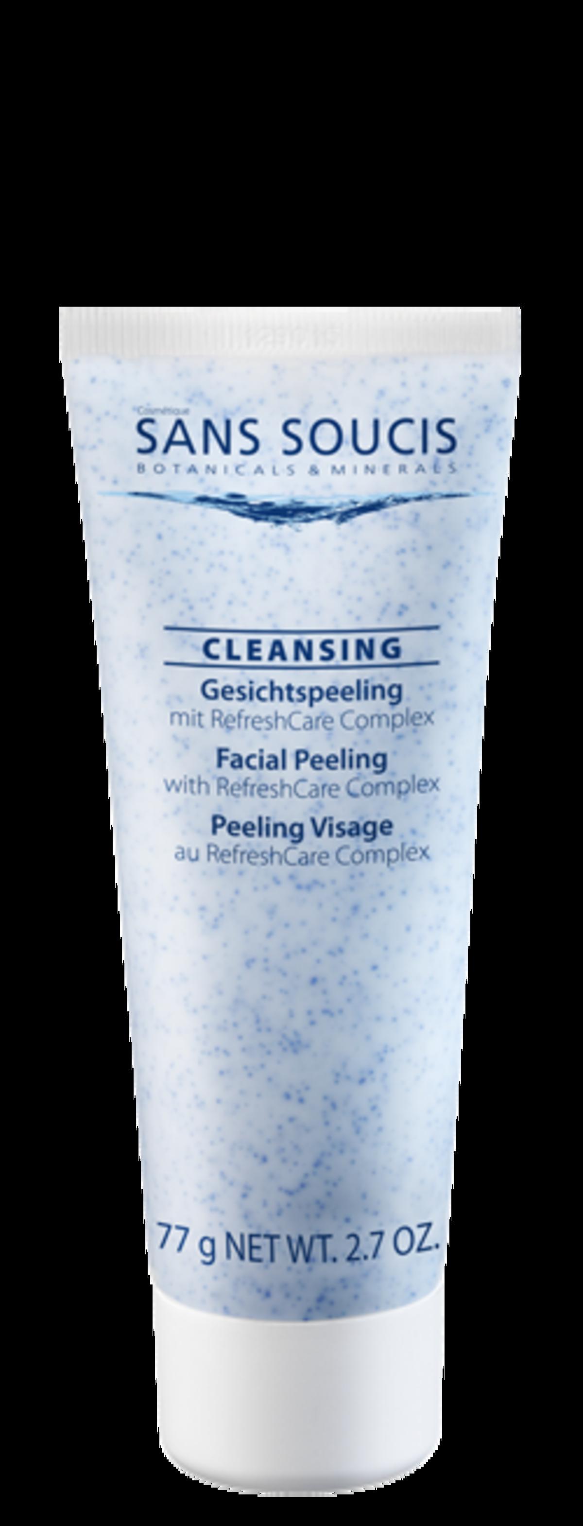 Sans Soucis Facial Peeling