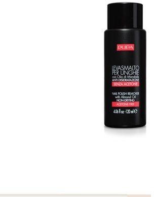 Pupa Nail polish remover aceton free