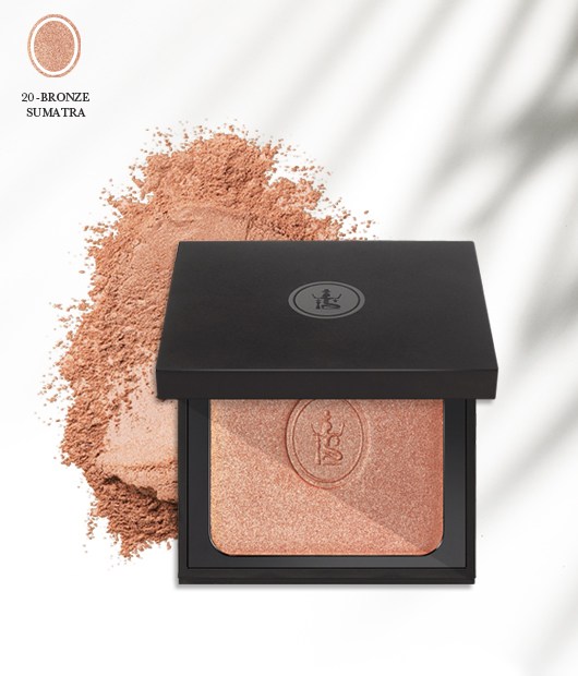 Sothys Highlights poeder ogen, teint, decolleté nr 20 Bronze Sumatra