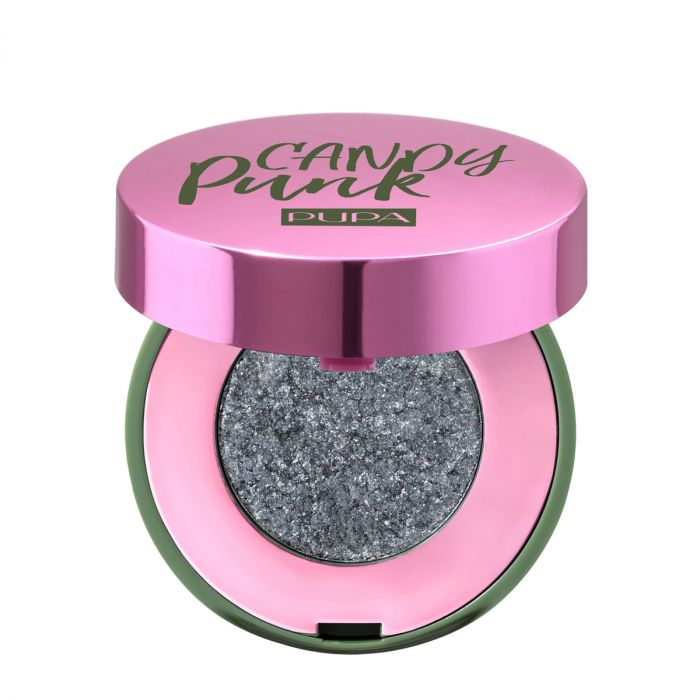 Pupa Candy Punk 3D eyeshadow 001 stardust punk