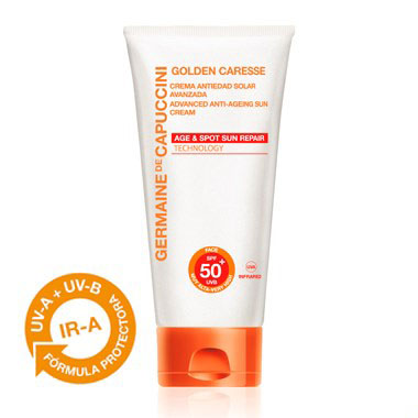 GDC Gelaat Advanced Anti-age sun cream SPF 50
