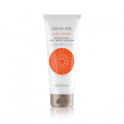 Asian spa new energy boosting gel moisturizer