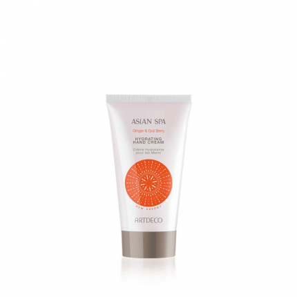 Asian spa new energy hydrating hand cream