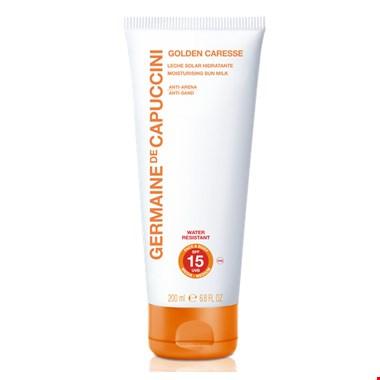 GDC Gelaat & lichaam Moisturizing Sun milk SPF 15